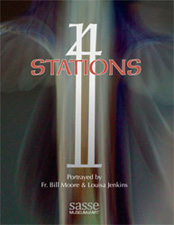 Sasse Museum of Art: 14 Stations | Art of Fr. Bill Moore & Louisa Jenkins