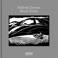 Sasse Museum of Art: Block Prints by Milfoed Zornes